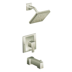 Moen - Moen TS3713BN Moentrol Tub Shower Finish Trim - With its ultra-contemporary styling, the 90 Degree collection brings a sharp, clean look to the home.