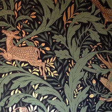 Traditional Wallpaper by Kevin Twitty- IBB Designer