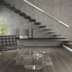 Lauzon Flooring - Lauzon Ambiance Shadow Gray Hard Maple Semi-Gloss