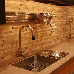 Plumbing fixtures at Salt Lake Showroom -