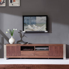 Contemporary Media Storage by GreatFurnitureDeal