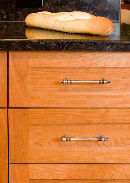 Traditional Kitchen Cabinets by NDA Kitchens and Construction