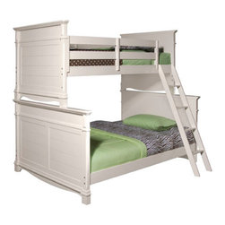 Lea Industries - Lea Hannah Twin Over Full Bunk Bed - Lea Hannah Twin Over Full Bunk Bed 147-977R