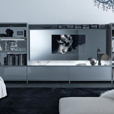 Media Storage by Inform Interiors
