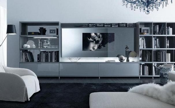Media Storage by Inform Interiors