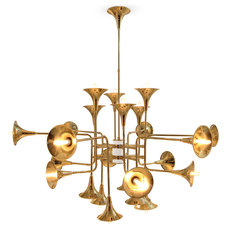 Contemporary Chandeliers by Delightfull