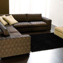 Modern sofa beds - SS 38 - Made in Italy - Modern sofa beds, sectional sofa beds, sofa beds storage, wall beds, Italian furniture, modern furniture, designer furniture, transformable furniture and space saving furniture.