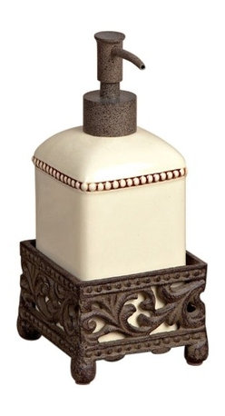 GG Collection - The GG Collection Barcelona Soap/Lotion Dispenser - The GG Collection Barcelona Soap/Lotion Dispenser
