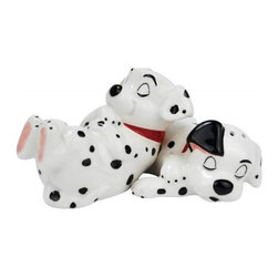Westland - 2 Inch Dalmatian Puppies Cuddling Sleeping Salt and Pepper Shakers - This gorgeous 2 Inch Dalmatian Puppies Cuddling Sleeping Salt and Pepper Shakers has the finest details and highest quality you will find anywhere! 2 Inch Dalmatian Puppies Cuddling Sleeping Salt and Pepper Shakers is truly remarkable.