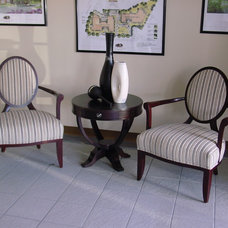Modern Living Room Chairs by Furniture Concepts