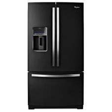 contemporary refrigerators and freezers by Whirlpool