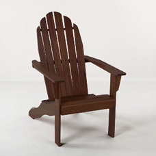 Traditional Adirondack Chairs by Cost Plus World Market