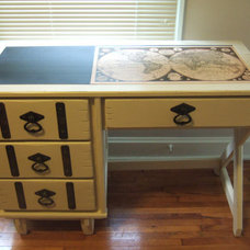 Contemporary Desks And Hutches by Etsy