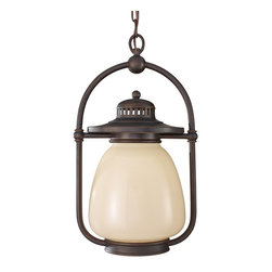 Murray Feiss - Murray Feiss OL9311GBZ Mc Coy Transitional Outdoor Hanging Light - Murray Feiss OL9311GBZ Mc Coy Transitional Outdoor Hanging Light