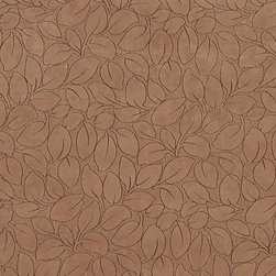 Brown Leaves Microfiber Upholstery Fabric By The Yard - This microfiber upholstery fabrics is great for all residential, contract, hospitality and automotive purposes. Our microfiber fabrics are stain resistant, heavy duty and machine washable. This pattern is non-directional.