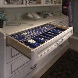 Closet Accessories - Jewelry Organizer