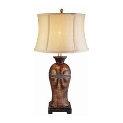 OK LIGHTING - Brass Lamps: 28 in. Antique Brass Davina Table Lamp OK-4216T - Shop for Lighting & Fans at The Home Depot. 28 in. Davina table lamp. Warm metallic finish on a lamp with simple lines, making it easy to fit into any room. It's for any of room. The instruction is included and easy to install.