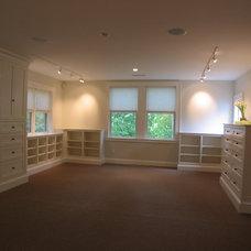 Traditional Bedroom by Platt Builders