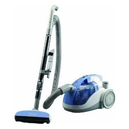 PANASONIC - Panasonic MC-CL310 Bagless Canister Vacuum Cleaner, Light Blue finish - Panasonic MC-CL310 Bagless Canister Vacuum Cleaner, Light Blue finish