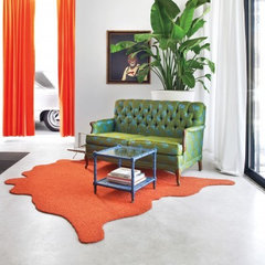 eclectic rugs by FLOR