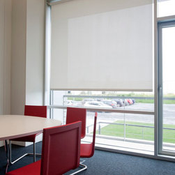 Roller Shades - Roller Shades can protect you for any interruptions from the outdoors