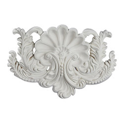 uDecor - OR-5814 Ornamental - These corbels are for decorative use only. These should not be used for any structural support.