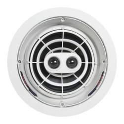 Speakercraft - Aim8 Dual Tweeter One In-Ceiling Speaker, Individual, Asm75810 - Audio-Direct.com has been serving customers since 2001 with world class name brand electronics.
