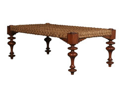 EuroLux Home - New Coffee Table Walnut Mahogany West Indies - Product Details