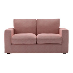 Stella Sofa Bed, Rose House Viscose Linen