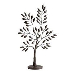 Small Sapling Tree Sculpture - Small Sapling Tree Sculpture