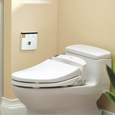 Eclectic Toilets by Next Plumbing Supply