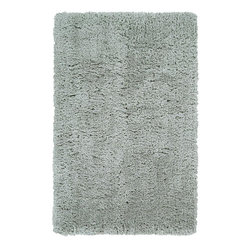 Feizy - Contemporary Indoor/Outdoor Accent Rug: Feizy Rugs Beckley Fog 2 ft. x 3 ft. 4 - Shop for Flooring at The Home Depot. Luxuriously soft and thick the Beckley collection is a group of plush shags. These rugs instantly create a setting of warmth and comfort in your home or office. Table tufted in China of polyester these pieces are stain resistant and suited to transitional and contemporary spaces alike. Color: Fog.