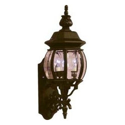 Artcraft Lighting AC8360RU Classico Rust Outdoor Wall Sconce