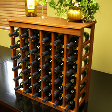 Traditional Wine Racks by Wine Racks America