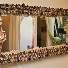 Tropical Mirrors by Stephanie Ferguson Designs, Inc.