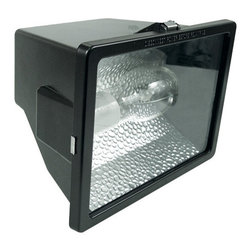 Elco - Elco EPS70S 70W ED17 Small High Pressure Sodium Floodlight - Elco EPS70S 70W ED17 Small High Pressure Sodium FloodlightElco's Flood light collection features die cast aluminum housings, glass diffusers, moisture and dust proofing, and anodized aluminum reflectors. These lights are energy efficient and provide safety to parking areas, perimeter lighting, entrance and walkways, loading platforms, and recreational areas.Features: