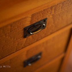 Arts & Crafts dresser -