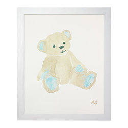 ArtStar - 8x10 Teddy, 8x10, White - 8x10 inches, edition of 250