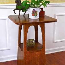 Traditional Side Tables And End Tables by New Mission Workshop