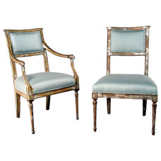 Traditional Accent Chairs by Niermann Weeks