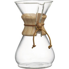 Chemex 8 Cup Coffee Maker in Coffee Makers | Crate and Barrel