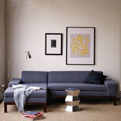 modern sectional sofas by West Elm
