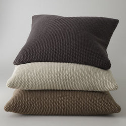 Donna Karan Home Knit European Sham