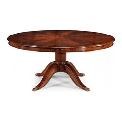 Jonathan Charles - New Jonathan Charles Dining Table Round - Product Details