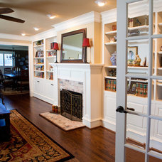 Traditional Living Room by Fifer Renovations