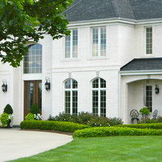 Traditional Exterior by Melissa Blackwood, LLC