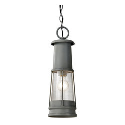 Murray Feiss - Murray Feiss OL8111STC Chelsea Harbor Traditional Outdoor Hanging Light - Murray Feiss OL8111STC Chelsea Harbor Traditional Outdoor Hanging Light