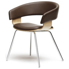 contemporary dining chairs by arcmotiv.com