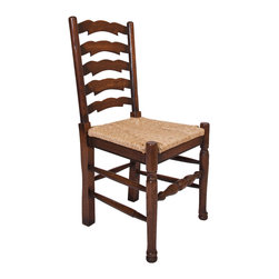 CHAIRS - Oak Ladderback Chair