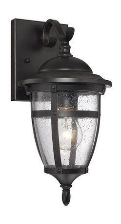 Savoy House - Savoy House 5-5051-1 Dillon 1 Light Outdoor Post Light - Features: